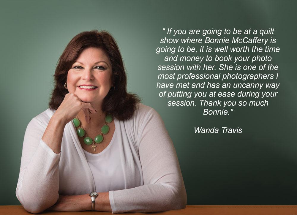 Wanda's Testimonial