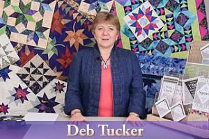 Deb Tucker web video Product demos by Bonnie Lyn McCaffery
